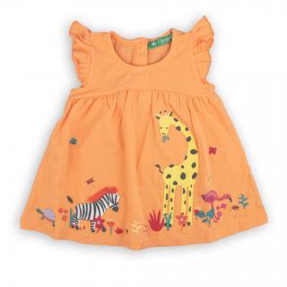 Бебешка рокличка Жирафче