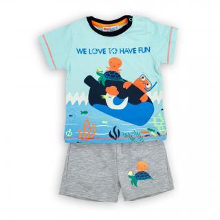 Бебешки комплект Море