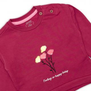 Бебешки суитчер Цветя