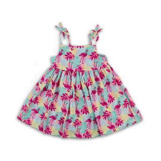 """Лятна рокля """"Фламинго"""""""