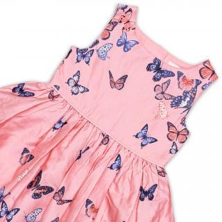 "Официална рокличка ""Butterflies"""