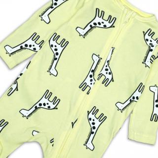 """Ромпърче с цип """"Giraffe"""""""
