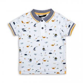 """Тениска с якичка """"Dino"""""""